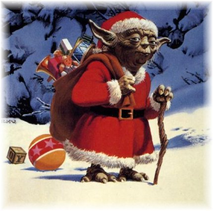 Star Wars Christmas Special | Eye of Madness